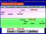 introduction to double entry accounting22
