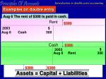 introduction to double entry accounting43