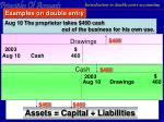 introduction to double entry accounting52