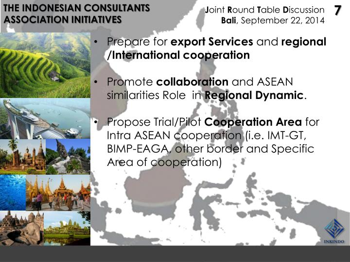 THE INDONESIAN CONSULTANT