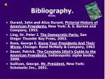 bibliography books