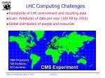 lhc computing challenges