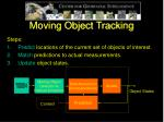 moving object tracking