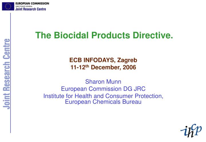 the biocidal products directive n.