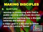 making disciples1