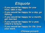 etiquote