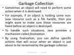 garbage collection1