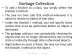 garbage collection2