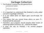 garbage collection3