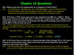chapter 15 questions32
