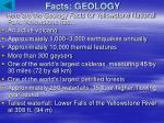 facts geology