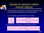 ejemplo de regresi n m ltiple soluci n matricial4