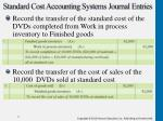 standard cost accounting systems journal entries3