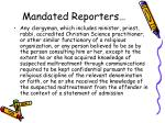 mandated reporters3