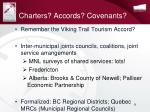 charters accords covenants