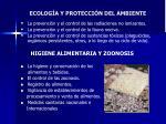 ecolog a y protecci n del ambiente1