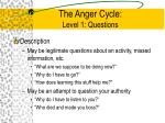 the anger cycle level 1 questions1