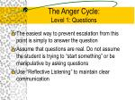 the anger cycle level 1 questions2