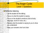 the anger cycle level 1 questions3