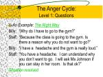 the anger cycle level 1 questions5