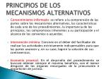 principios de los mecanismos alternativos2