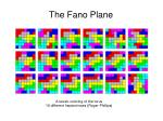 the fano plane7