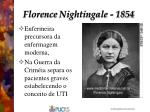 florence nightingale 1854