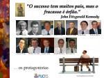 o sucesso tem muitos pais mas o fracasso rf o john fitzgerald kennedy