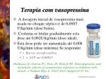 terapia com vasopressina