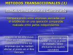 metodos transaccionales 1