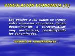 vinculaci n economica 3
