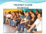 treatnet ii leon nicaragua