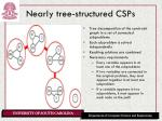 nearly tree structured csps3