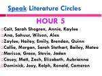 speak literature circles1
