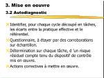 3 2 autodiagnostic