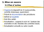3 3 plan d action