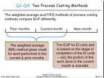 q2 q4 two process costing methods1