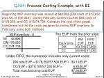 q3 4 process costing example with bi2
