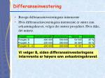 differanseinvestering1