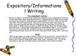 expository informational writing2