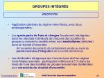 groupes int gr s