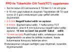 ppd ile t berk lin cilt testi tct uygulamas