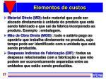elementos de custos1