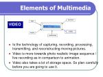 elements of multimedia8