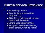 bulimia nervosa prevalence1