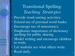 transitional spelling teaching strategies1
