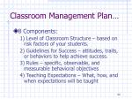 classroom management plan1
