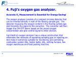 4 fuji s oxygen gas analyzer1