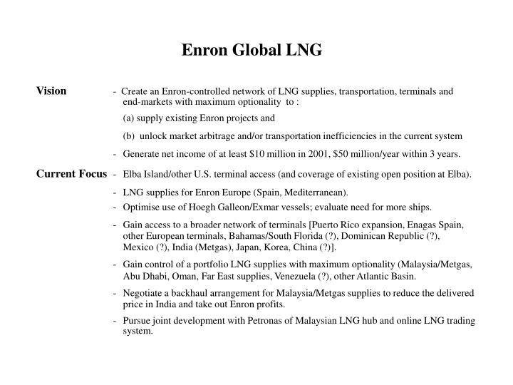 enron global lng n.