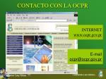 internet www ocpr gov pr